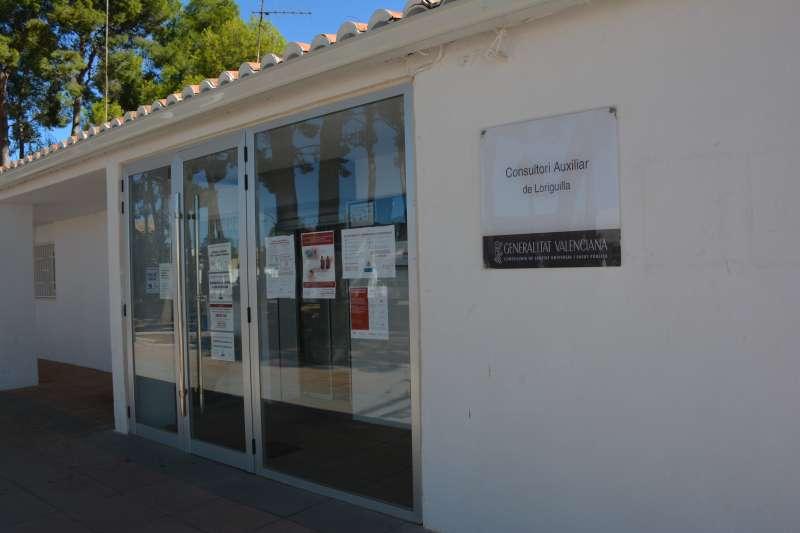 Centro de Salud de Loriguilla. / EPDA