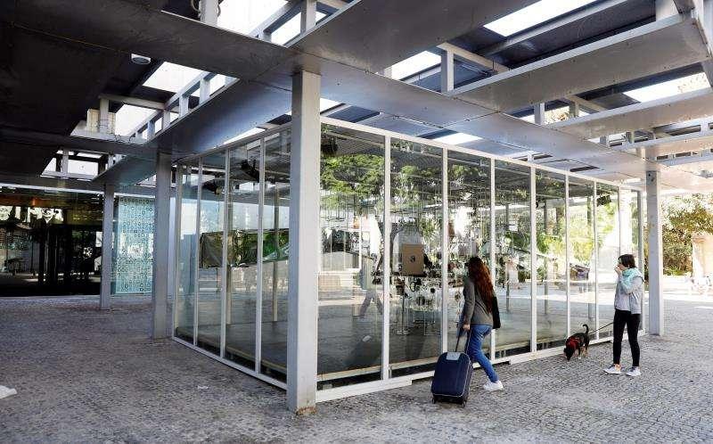 El nuevo espacio expositivo a pie de calle del MuVIM. EFE