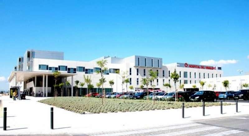 Hospital del Vinalopó. EPDA