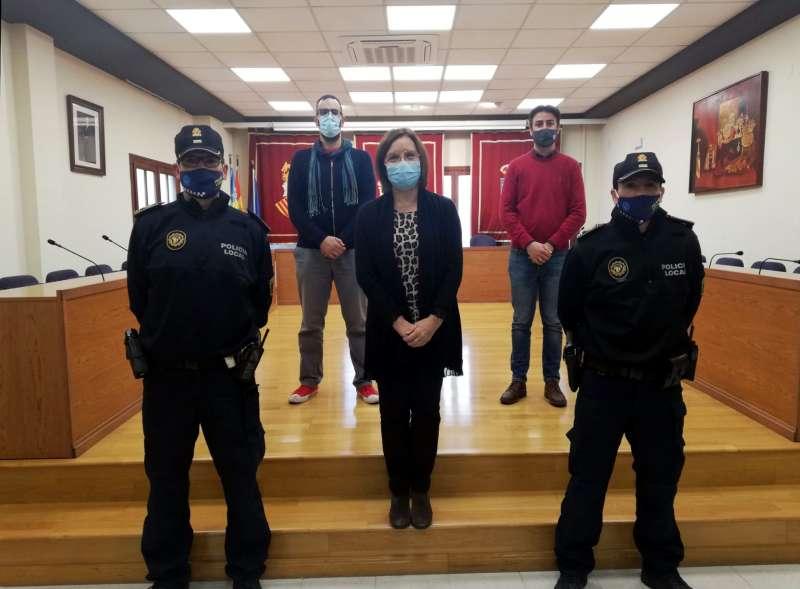 Gasch nou inspector de Policìa a Benicarló
