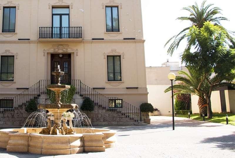 Edificio municipal Casa Nebot. / EPDA