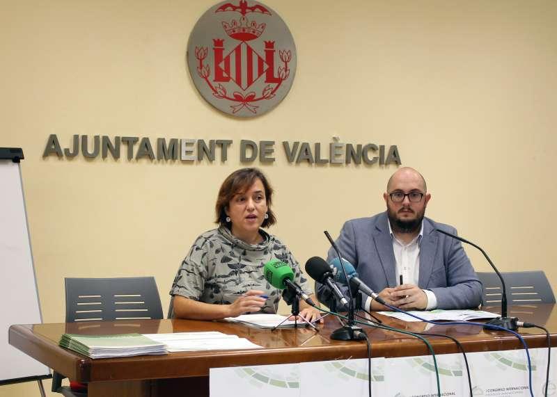 Isabel Lozano.FOTO COMPROMÍS.NET