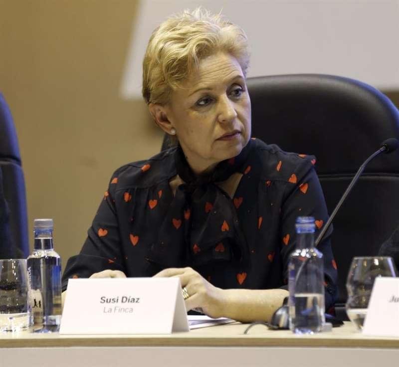 La cocinera Susi Díaz. EFE