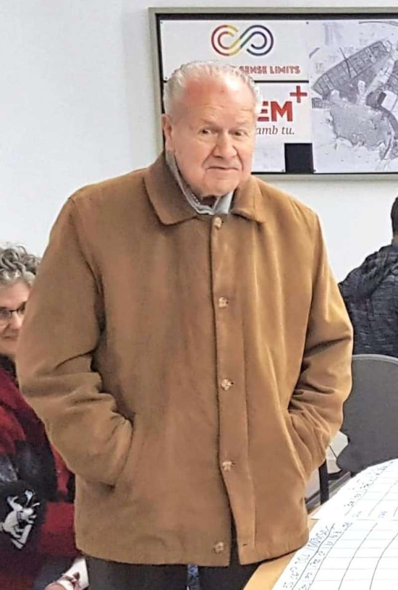 Manuel Pacheco. PSPV LLíria