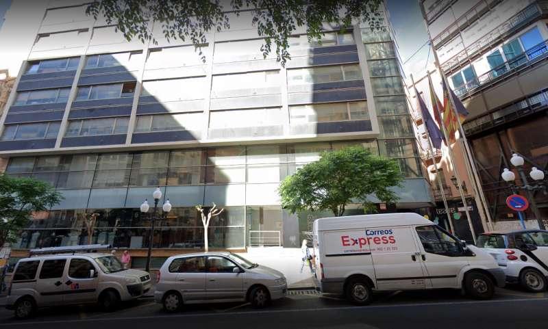 Edificio PROP de Alicante