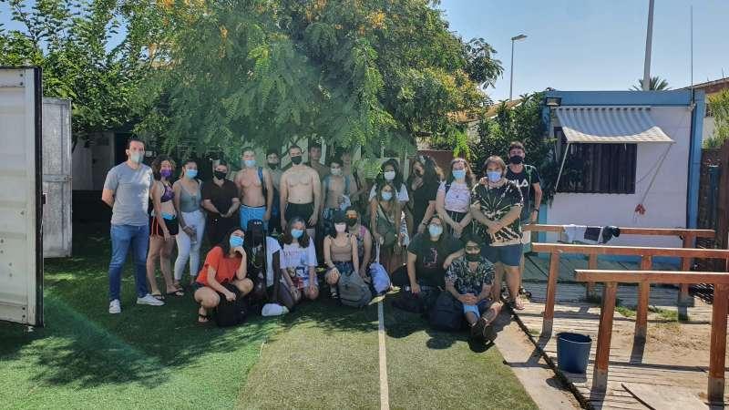 Participants. EPDA