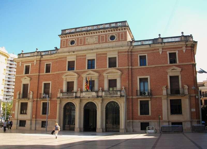 Diputación de Castellón. EPDA