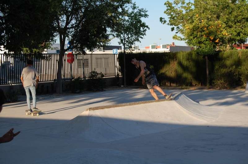 Skatepark de Sedaví