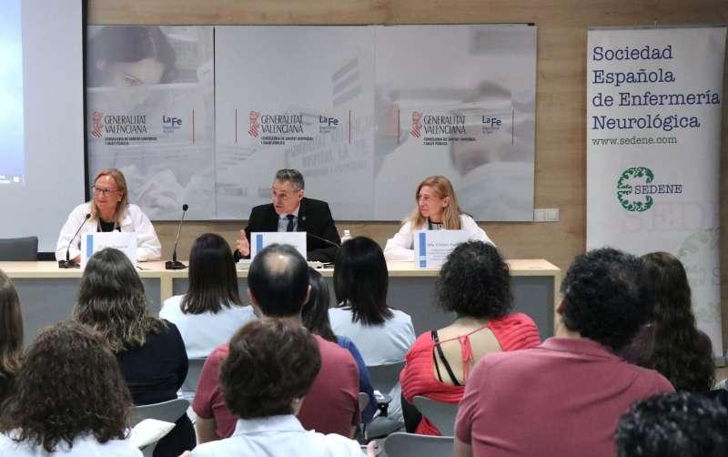 Jornada Valenciana de Enfermería Neurológica