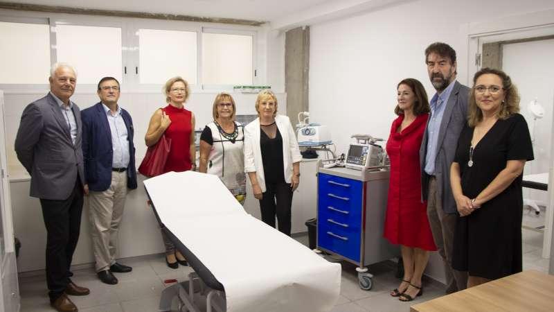 Noves instal·lacions al centre de salut de Picassent. EPDA