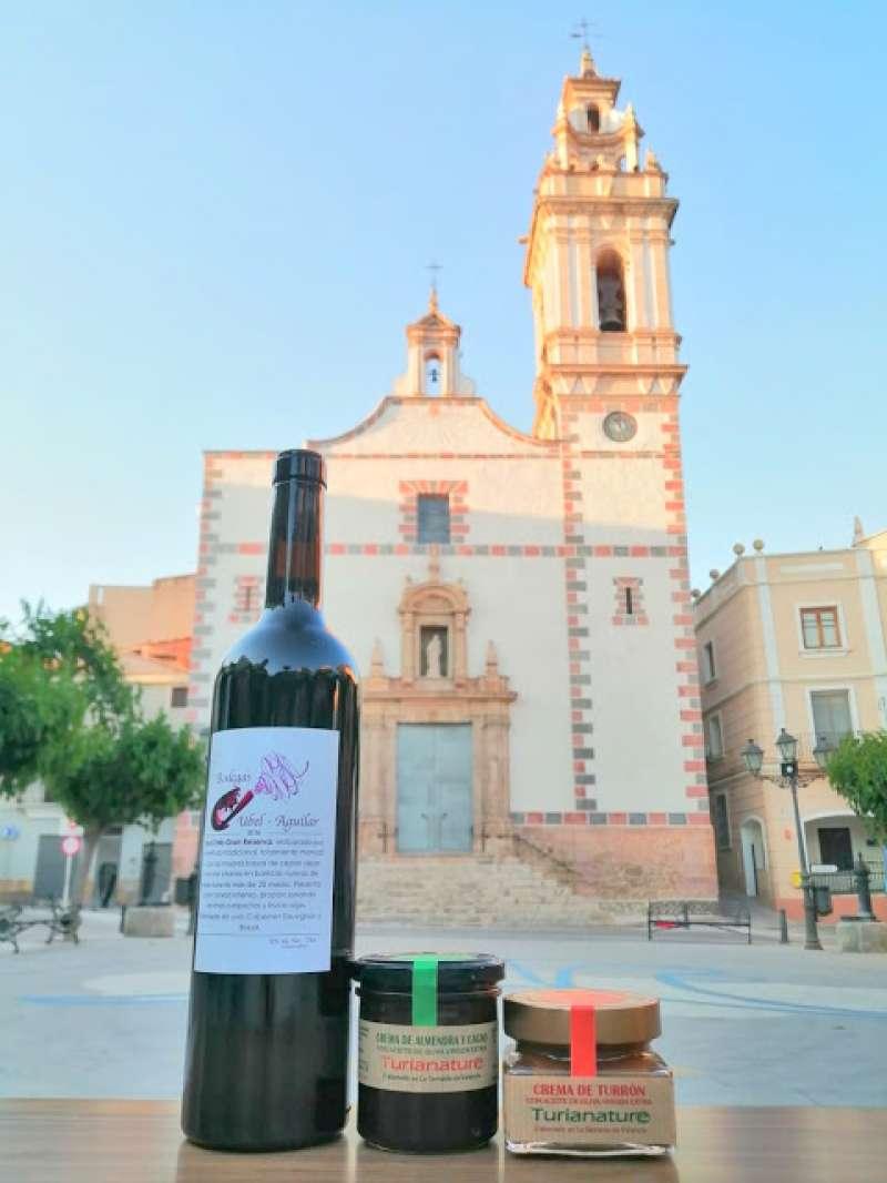 La iglesia de Tuéjar tras su completa restauración. B. B.