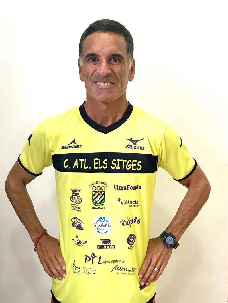 Eduardo L. Gómez - Ultrafondista del Siglo XX y Entrenador Nacional - @EduardoLCoach