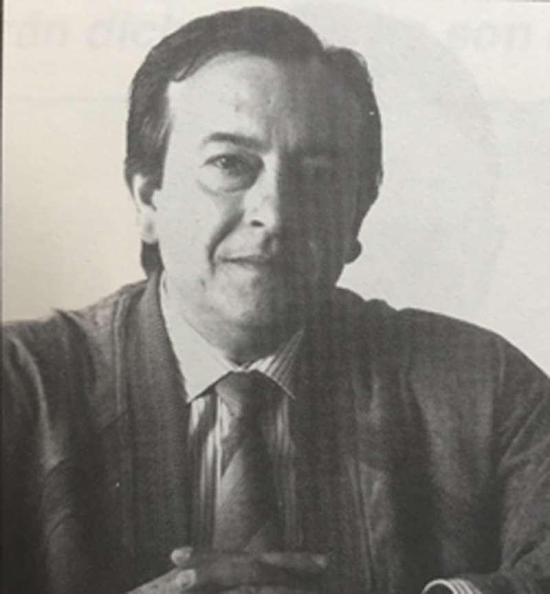 Juan Miguel Campoy. EPDA