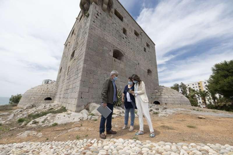 Torre del Rey/EPDA