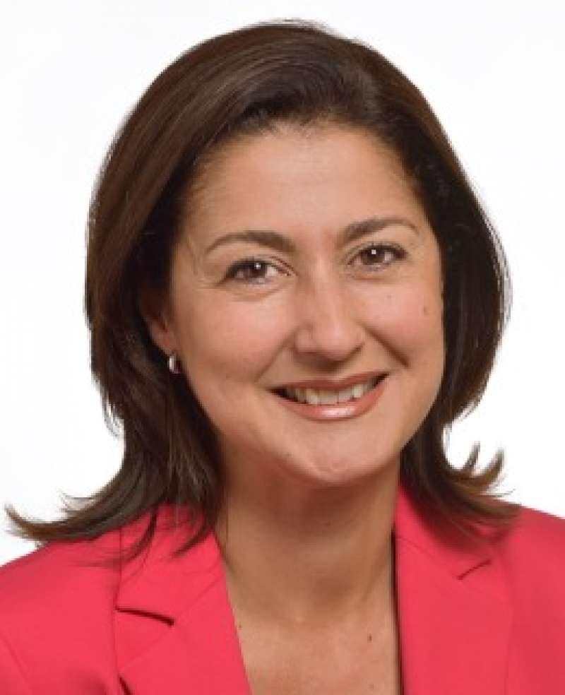 La diputada autonómica socialista, Sandra Martín.
