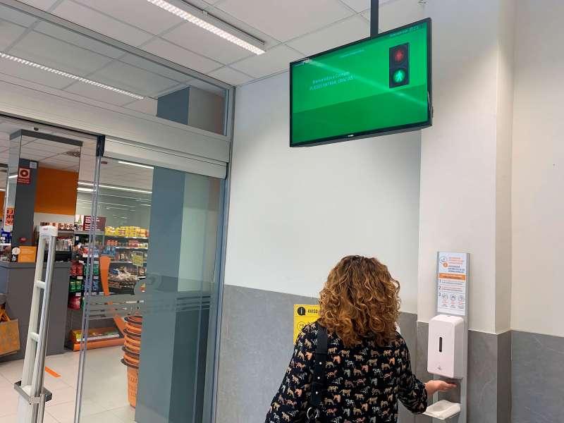 Sistema de control digital en Consum. EPDA
