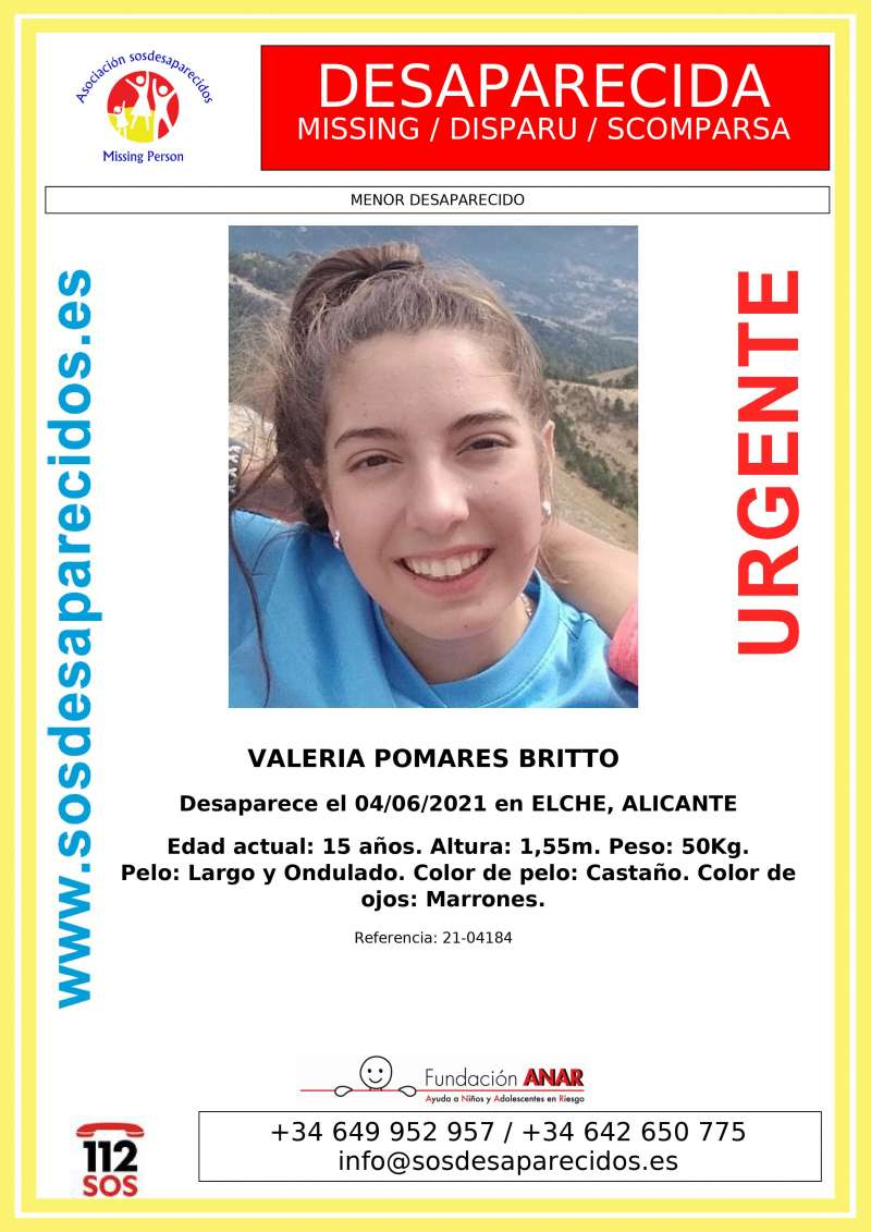 Valeria Pomares Britto/EPDA