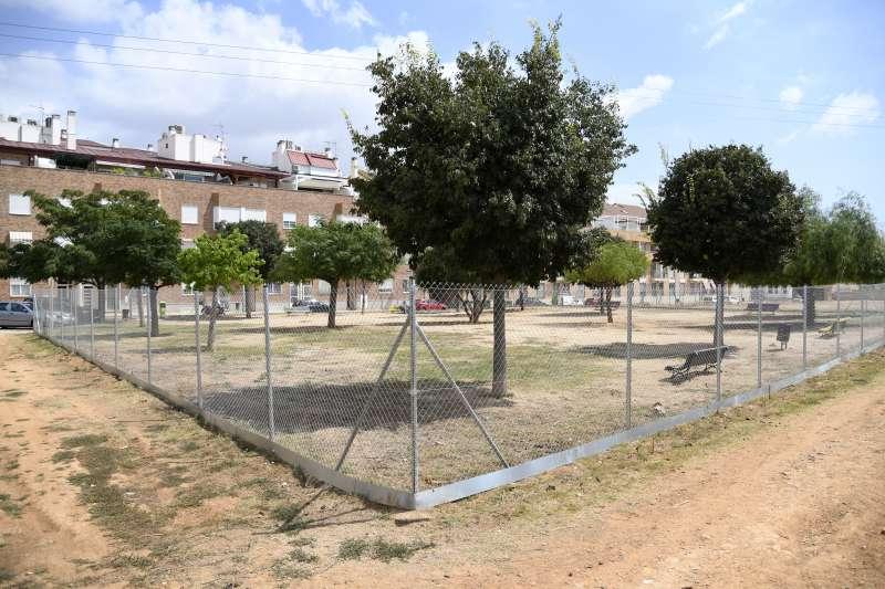 Parque Clara Campoamor, Paiporta./ EPDA