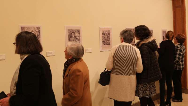 La muestra recoge 60 obras del pintor y su tiempo