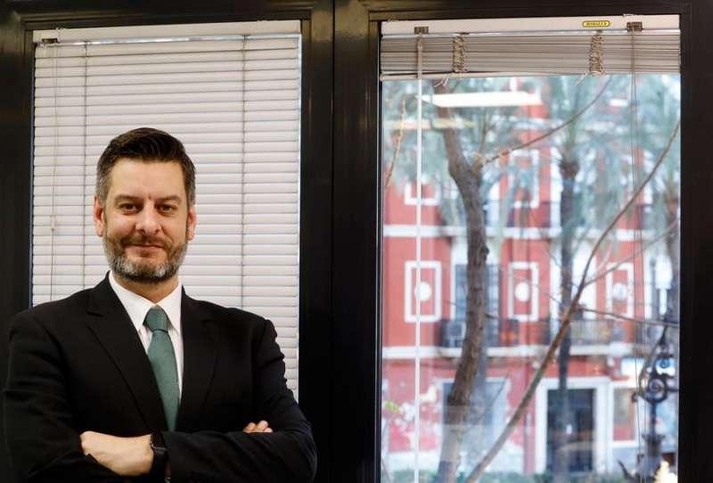 El concejal de Cultura Festiva, Carlos Galiana. EFE/Kai Försterling/Archivo