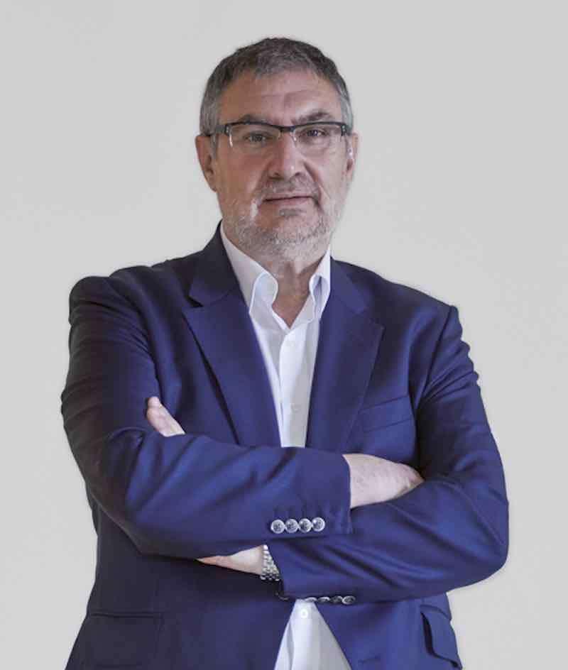 Julio C. Martínez Blat, alcalde socialista de Vinalesa. EPDA