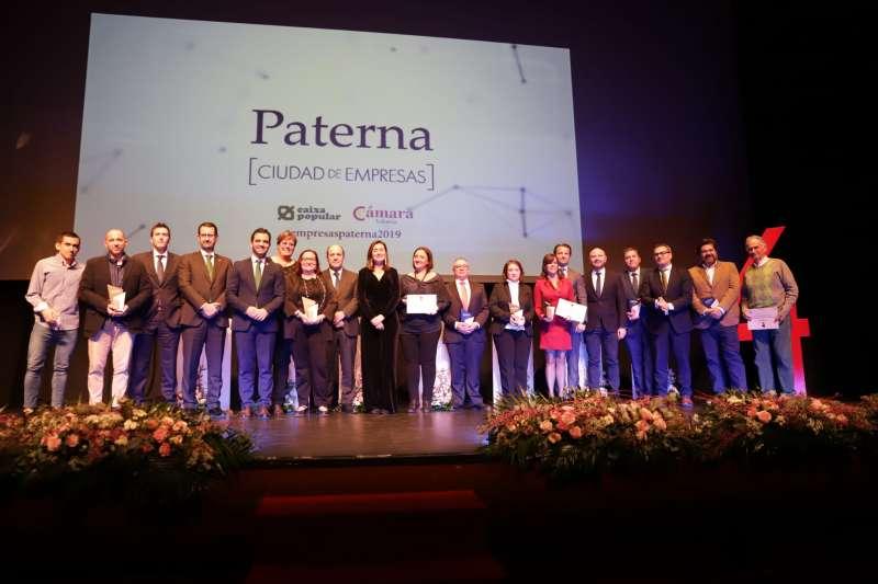 Ganadores de la IV edición. EPDA