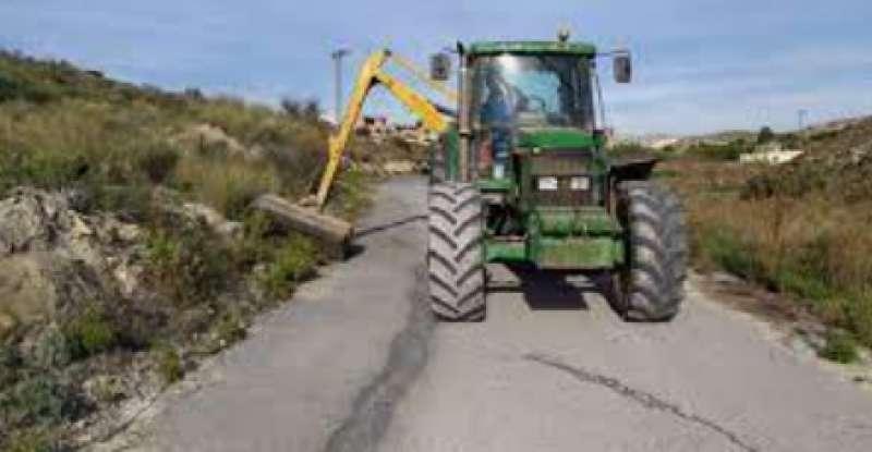 Caminos rurales/EPDA