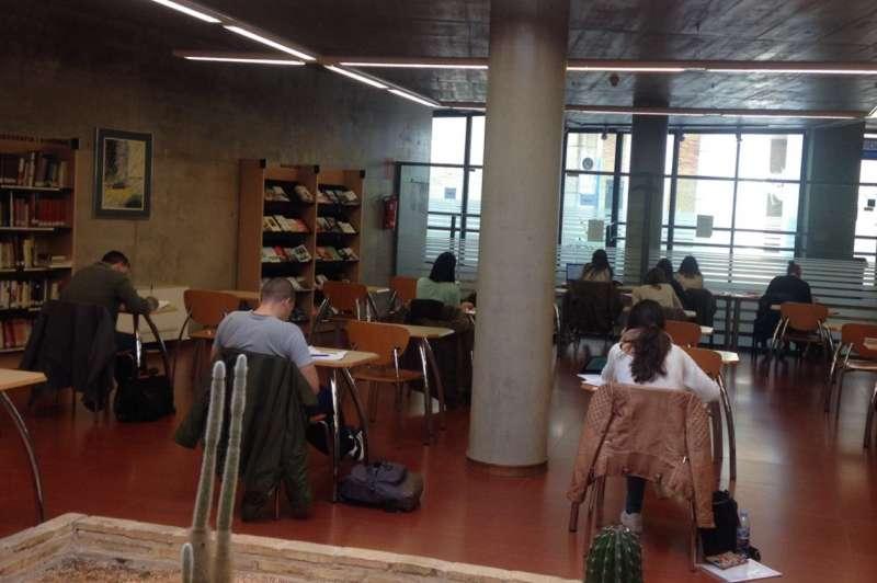 Biblioteca Cova Gran 24 horas