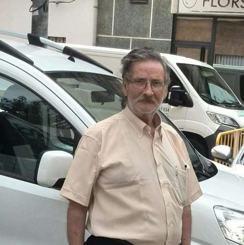 Julián Martínez Tolosa, fallecido recientemente. EPDA