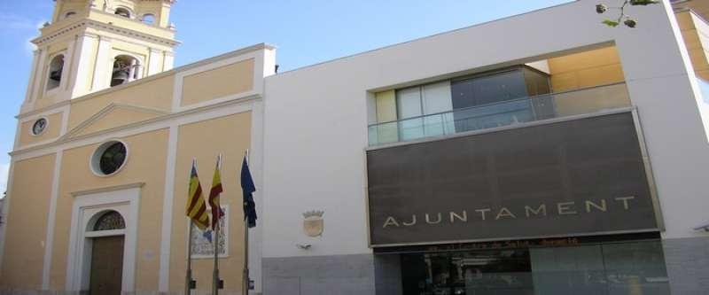 Ayuntamiento de Sedaví. EPDA
