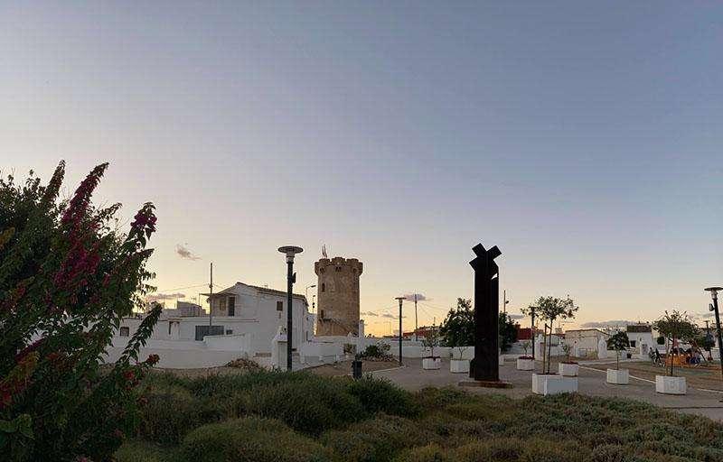 Paterna, foto publicada por el Ayuntamiento en la nota de prensa en la que anunciaban el autoconfinamiento.