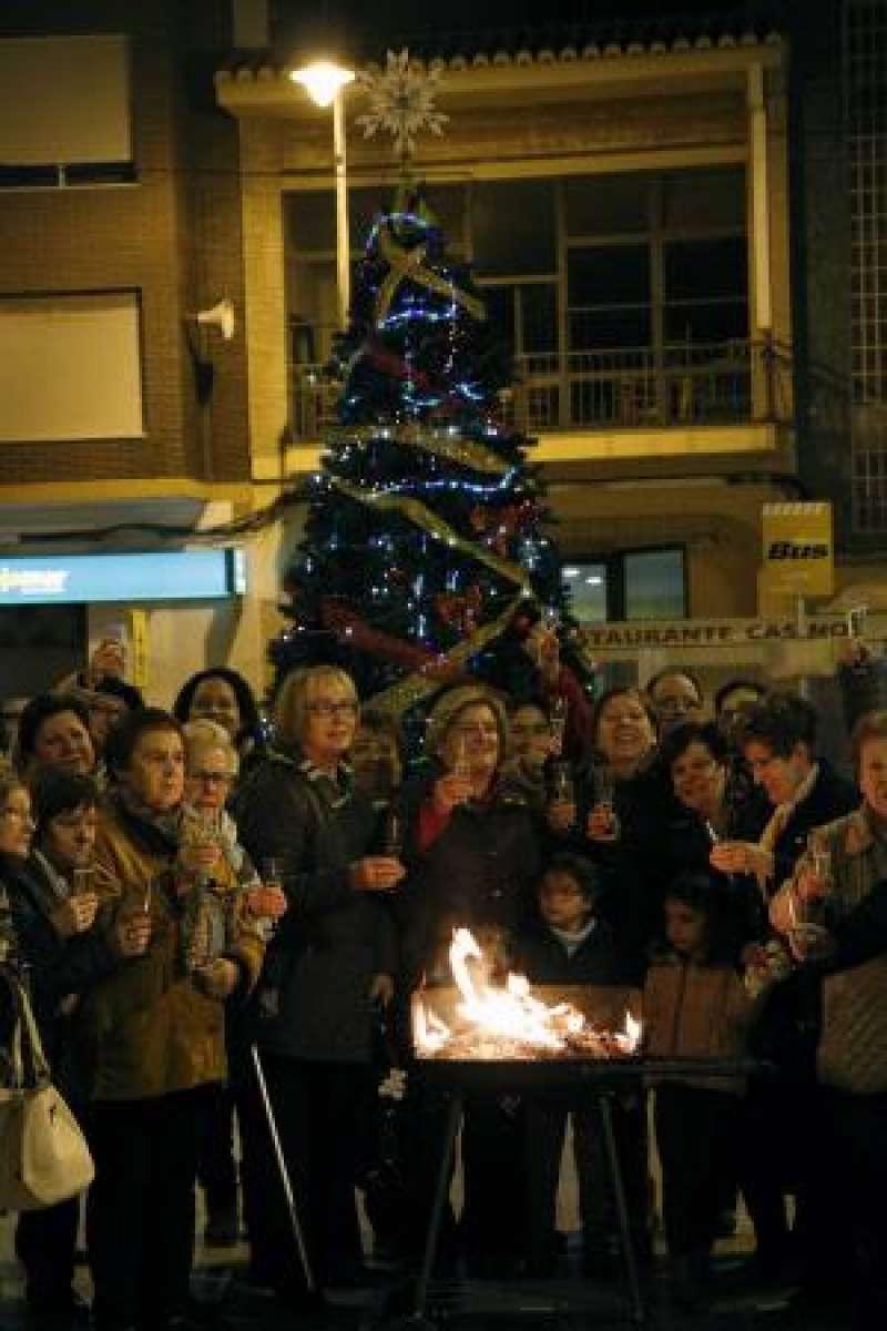 Mercat de Nadal a La Pobla de Farnals. EPDA