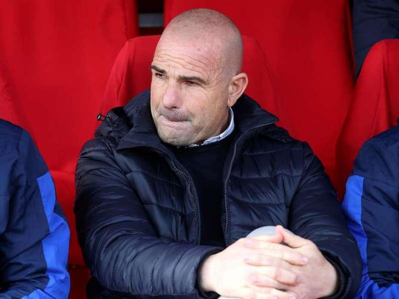 El entrenador del Levante, Paco López. EFE/Pepe Torres/Archivo