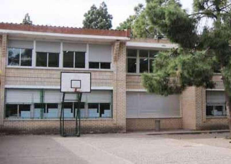 Uno de los centros educativos de Massamagrell. EPDA