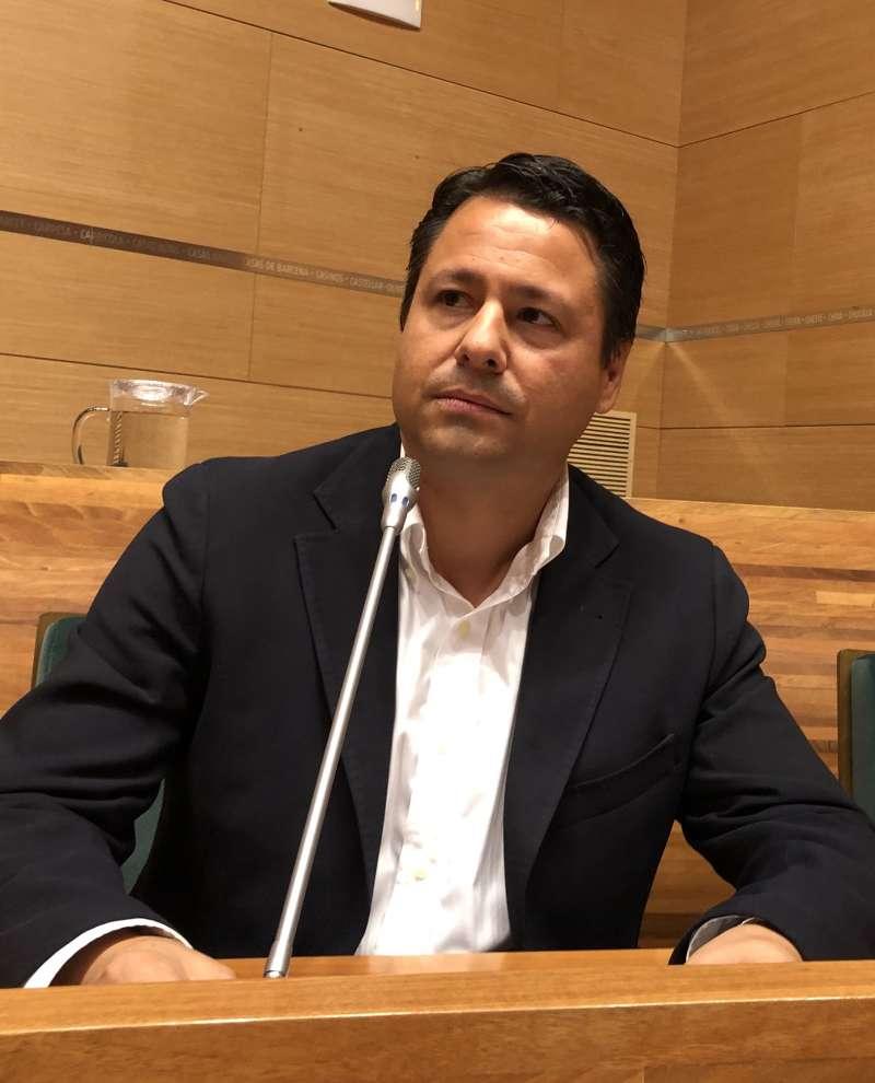 Javier Montero. EPDA