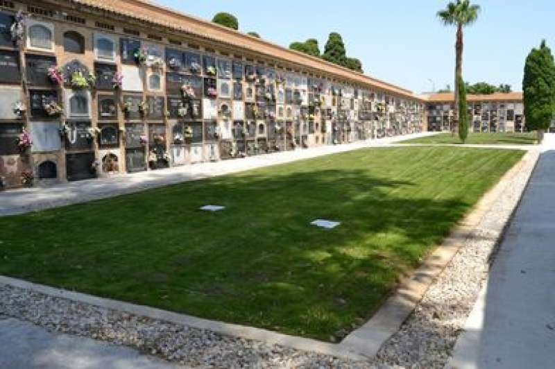Cementerio de Valencia, todos los santos -EPDA