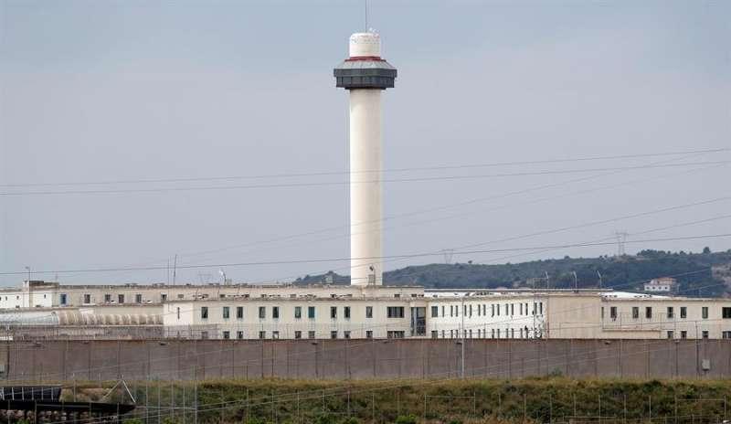 Vista general del Centro Penitenciario de Picassent. EFE