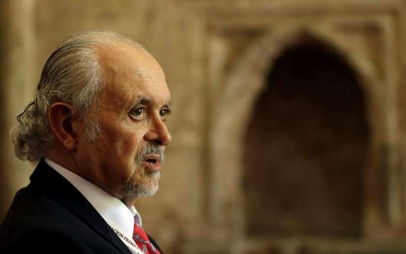 Imagen de archivo del Premio Nobel de Química de 1995, el mexicano Mario Molina. EFE