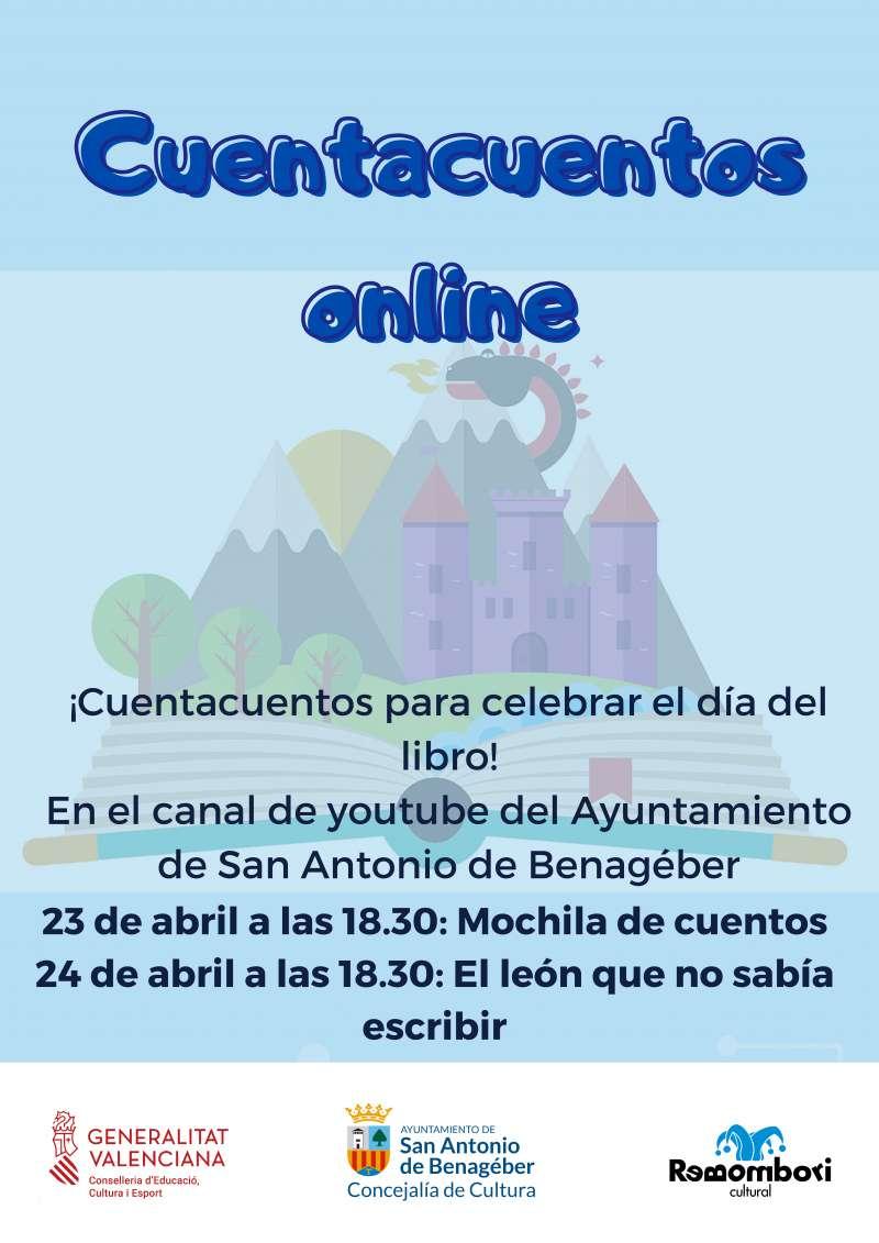 Cuentacuentos online. EPDA.