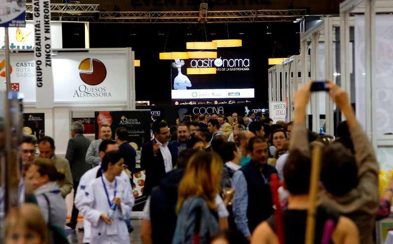 La pasada edición de Gastrónoma en Feria Valencia