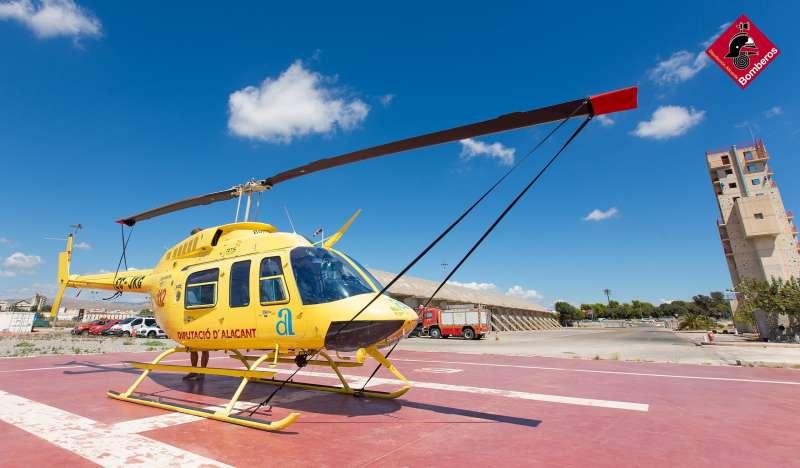 Helicóptero/EPDA