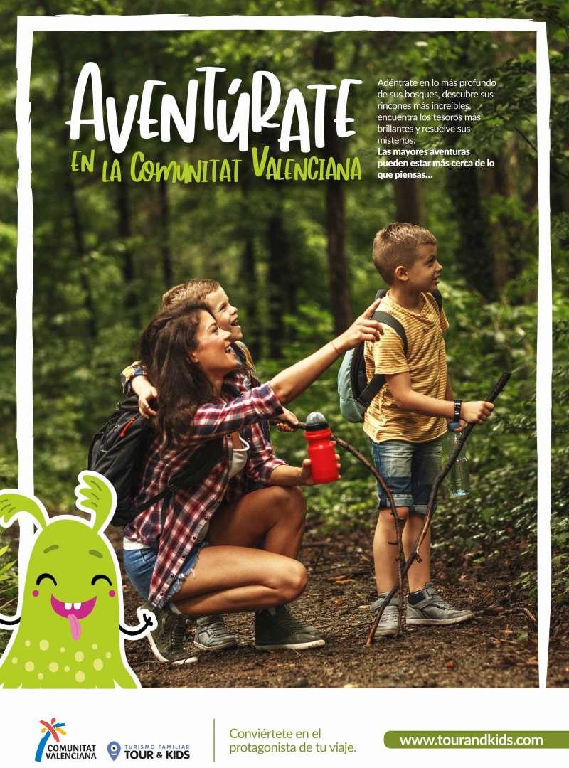 Una de las imágenes de la campaña.