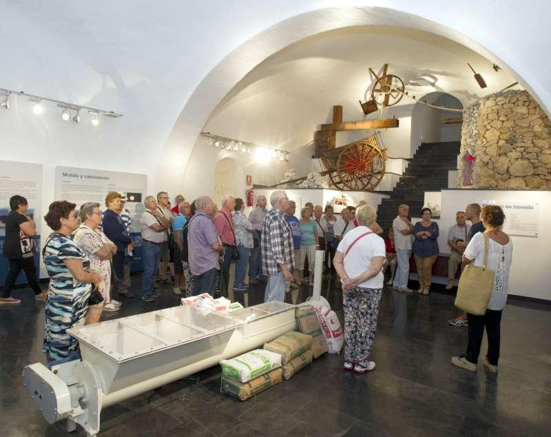 Museo del yeso en Soneja