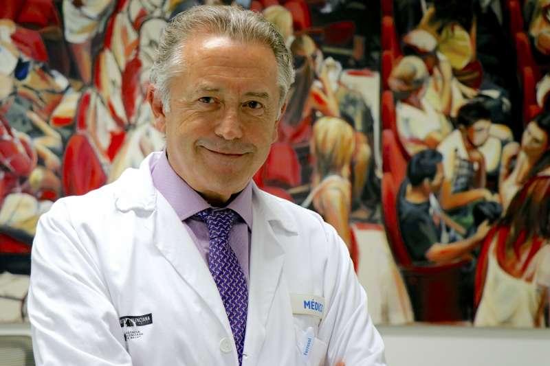 El doctor Luís Martí-Bonmati.