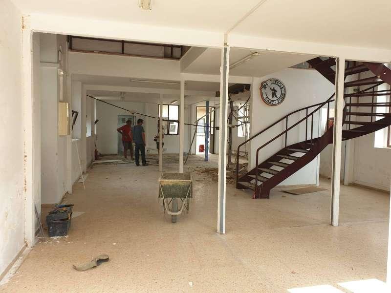 Remodelación de la casa de cultura de Foios. EPDA