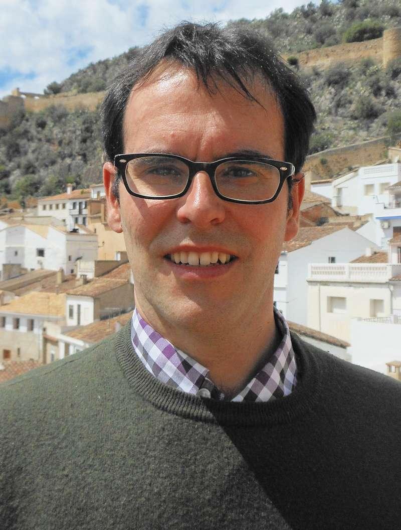 Vicente Polo, alcalde de Chulilla. EPDA.