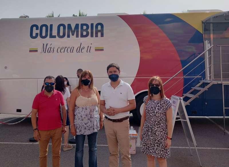 Consolat de Colòmbia/EPDA
