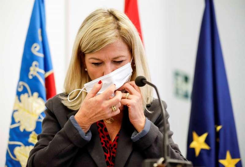 La consellera de Justicia, Interior y Administración Pública, Gabriela Bravo, en una imagen reciente.