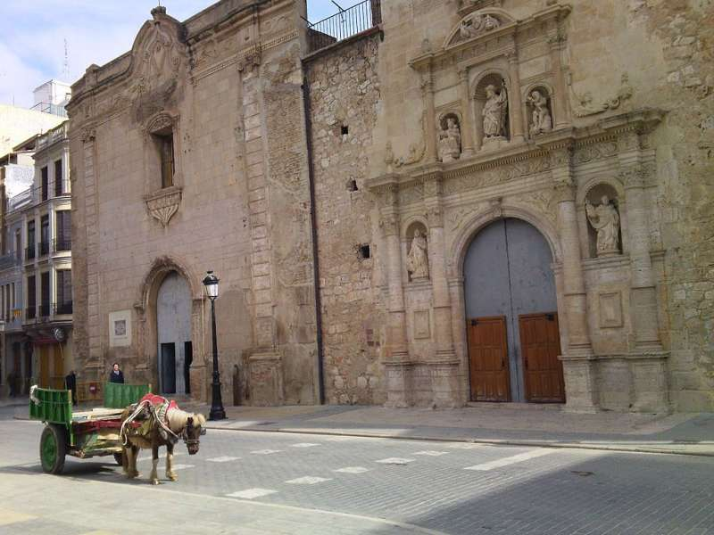 Plaza Mayor de Algemesí