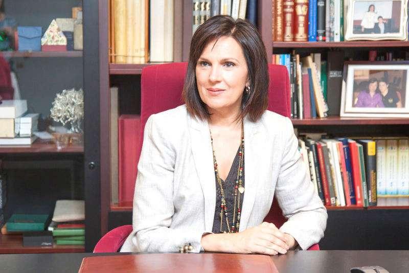 Alcaldesa Quart de Poblet. EPDA